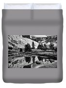 Tarn Reflection Duvet Cover