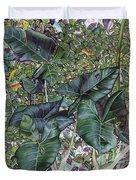 Taro Garden Duvet Cover