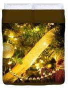 Tassels Under The Tree Duvet Cover