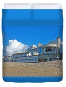Tate Gallery St Ives Cornwall Duvet Cover