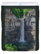 Taughannock Falls  0453 Duvet Cover