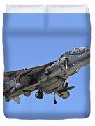Tav 8b Harrier Jump Jet Duvet Cover