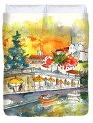Tavira 03 Duvet Cover
