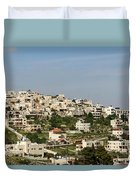 Taybeh Village Duvet Cover