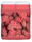 Tayberries  Duvet Cover