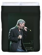 Taylor Hicks Duvet Cover
