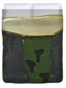 Tea Bowl #13 Duvet Cover