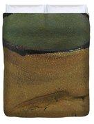 Tea Bowl #18 Duvet Cover