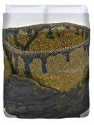 Tea Bowl #21 Duvet Cover