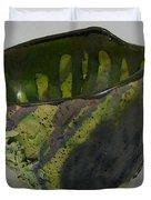 Tea Bowl #6 Duvet Cover