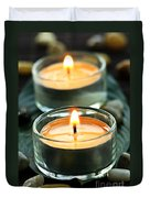 Tealights Duvet Cover
