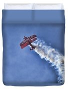 Team Oracle V9 Duvet Cover