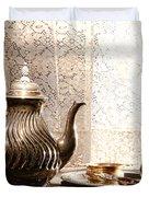 Teatime Duvet Cover