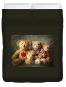 Teddies Duvet Cover