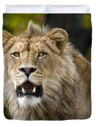 Teenage King Of The Beast Duvet Cover