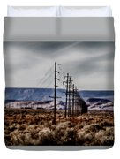 Telegraph Road Duvet Cover