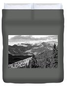 Telluride Backcountry Duvet Cover