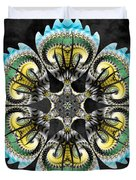 Temple Of The Ram Duvet Cover