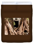 Temple Ruins 01 Duvet Cover
