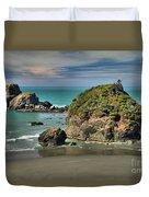 Temporary Island Duvet Cover