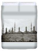 Ten Minarets Duvet Cover