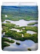 Ten Thousand Islands 2  Duvet Cover