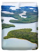 Ten Thousand Islands 12 Duvet Cover