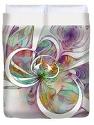 Tendrils 09 Duvet Cover