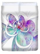 Tendrils 10 Duvet Cover