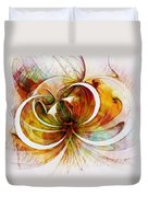 Tendrils 14 Duvet Cover