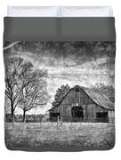 Tennessee Barn Duvet Cover