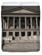 Tennessee Capitol Building Duvet Cover by Dan Sproul