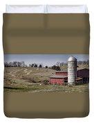 Tennessee Farmstead Duvet Cover