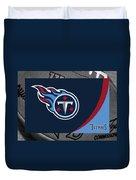 Tennessee Titans Duvet Cover