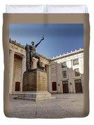 Tennessee War Memorial Duvet Cover