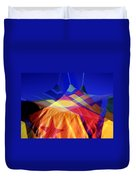 Tent Of Dreams Duvet Cover