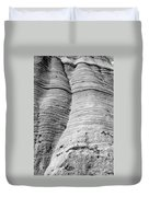 Tent Rocks Wall Duvet Cover