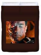Terminator Duvet Cover