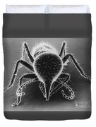 Termite Soldier Duvet Cover by David M. Phillips