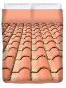 Terracotta Tiles Duvet Cover
