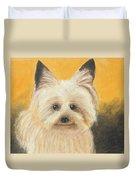 Terrier Duvet Cover
