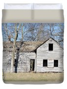 Testimonial To The Past Duvet Cover