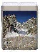 1m9385-teton Glacier Duvet Cover