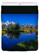 Teton Reflection Duvet Cover