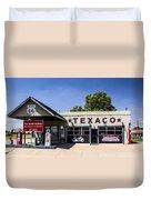 Texaco Nm Duvet Cover