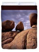 Texas Canyon Gnomes Duvet Cover