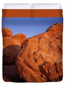 Texas Canyon Sunrise 1 Duvet Cover