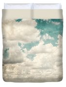 Texas Skies Duvet Cover
