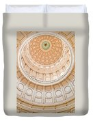 Texas State Building Dome Duvet Cover