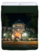 Texas State History Duvet Cover